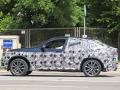 2018 BMW X4 side profile