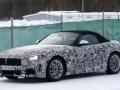 2018 BMW Z5 Front left side
