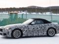 2018 BMW Z5 In motion