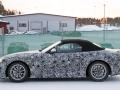 2018 BMW Z5 Side view