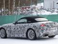 2018 BMW Z5 rear end