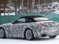 2018 BMW Z5 rear