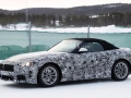 Exterior of 2018 BMW Z5