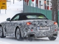 Rear end of 2018 BMW Z5