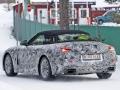 rear left side of 2018 BMW Z5