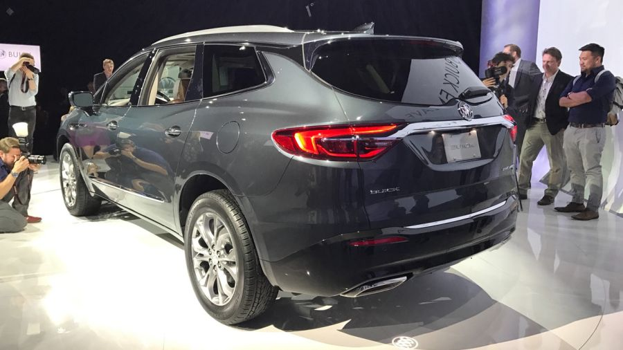 2018 Buick Enclave Price, Release date, Redesign, Changes ...