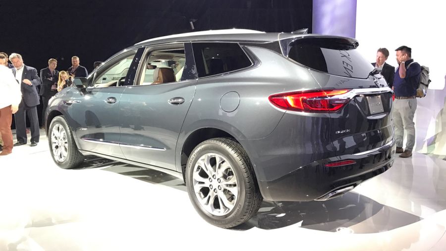 2018 Buick Enclave Price, Release date, Redesign, Changes, Interior, Avenir