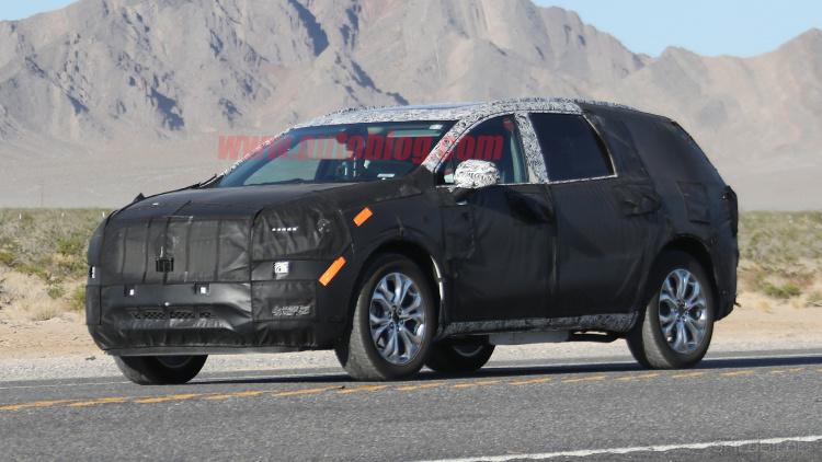 2018 Buick Enclave Exterior Front Left Side