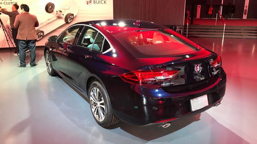 2018 Buick Regal Redesign, Price, Release date, Wagon, Interior