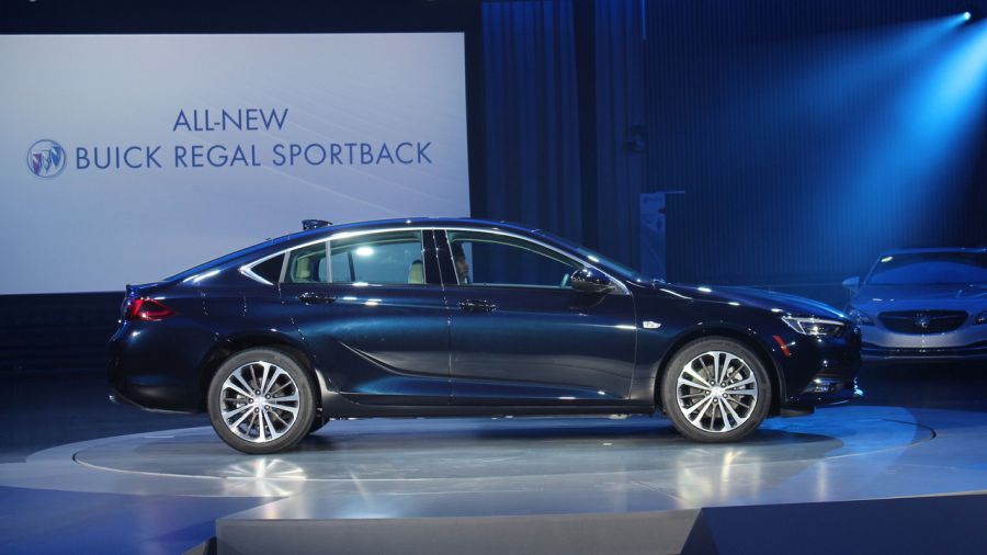 2018 Buick Regal Redesign, Price, Release date, Wagon ...