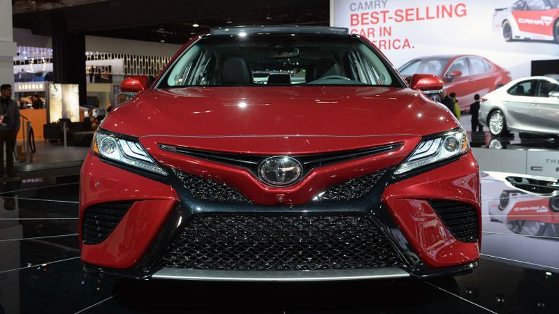 2018 Toyota Camry Price Release Date Hybrid Interior Trd