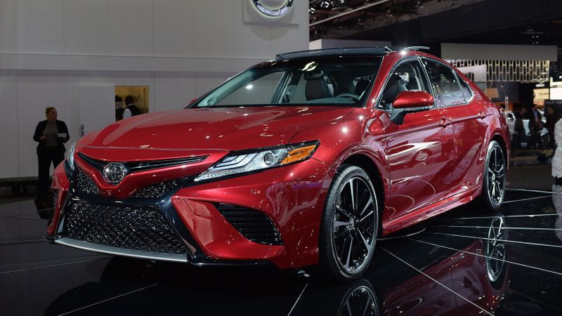 camry toyota detroit sport auto hybrid emkay interior revealed trd line starting month sales during summer sold last fleet cardissection