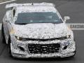 2018 Chevrolet Camaro Z28 handling