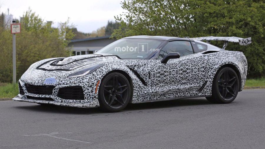 2018 Chevrolet Corvette Zr1 Price Release Date Zora Specs Horsepower