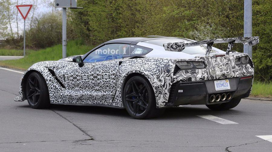 2018 Chevrolet Corvette Zr1 Price Release Date Zora