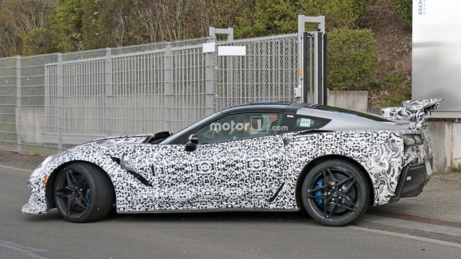 Chevrolet Corvette Zr Wheels on Lt5 Specs