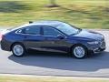 2018 Chevrolet Malibu in motion