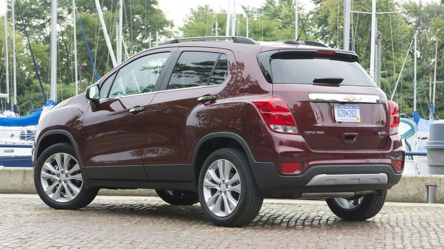 2018 Chevrolet Trax Price, Specs, Release date, Review