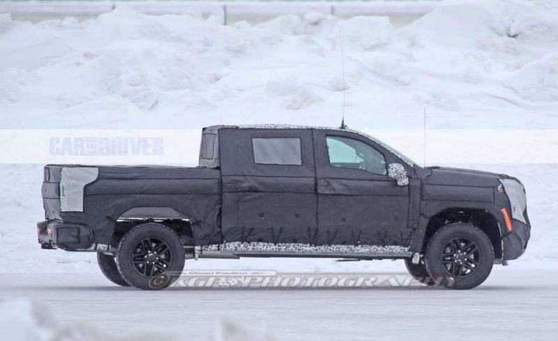 2019 Chevrolet Silverado Concept, Redesign, Spy Photos, Engines