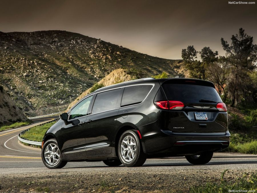 2018 Chrysler Pacifica Changes, Release date, Price ...