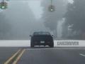 Challenger-in-fog 2018 Dodge Challenger