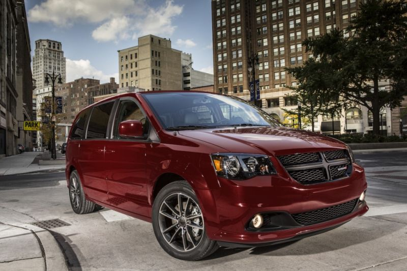 Dodge Dart Srt >> 2018 Dodge Grand Caravan - Staying the Same or Getting a Replacement
