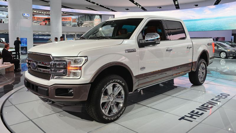 2018 Ford F-150 Release date, Diesel, MPG, Redesign, Photos