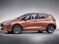 2018 Ford Fiesta Exterior design