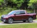 2018 Honda Ridgeline in motion