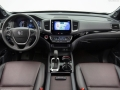 2018 Honda Ridgeline interior