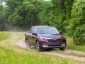 2018 Honda Ridgeline off the road