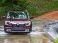 2018 Honda Ridgeline water