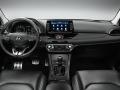 2018 Hyundai i30 Dashboard