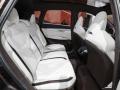 2018 Infiniti QX50 Concept back seats