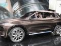2018 Infiniti QX50 Concept exterior