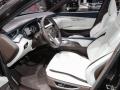 2018 Infiniti QX50 Concept front seats