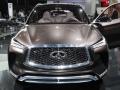 2018 Infiniti QX50 Concept front