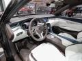 2018 Infiniti QX50 Concept interior