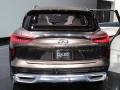 2018 Infiniti QX50 Concept rear