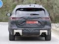 2018 Infiniti QX50 rear end