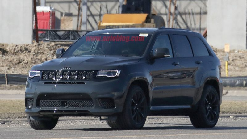 2018 Jeep Grand Cherokee Trackhawk Hellcat >> 2018 Jeep Grand Cherokee Price, Redesign, Changes, Concept