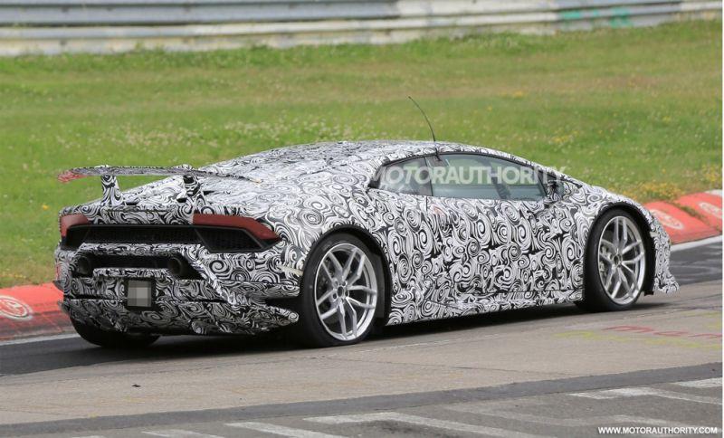 2018 Lamborghini Huracan Superleggera Price Interior Spy Photos