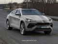 2018 Lamborghini Urus rendering
