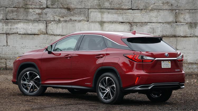 Lexus Rx350l Release Date >> 2018 Lexus RX Release date, Redesign, Sport, Photos
