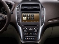 2018 Lincoln MKC infotainment system