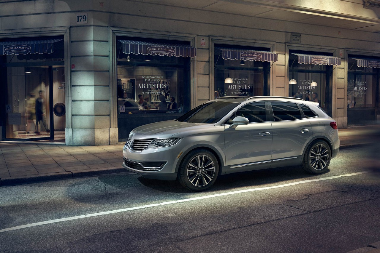 Car Exterior: 2019 Lincoln MKX Redesign, Release Date, Price, Design