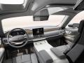 Interior of 2018 Lincoln Navigator