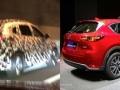 2018 Mazda CX-5 Comparison