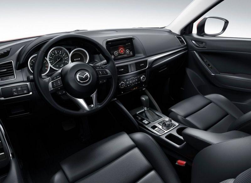 Mazda Cx5 Dashboard