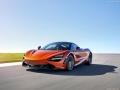 2018 McLaren 720S close up